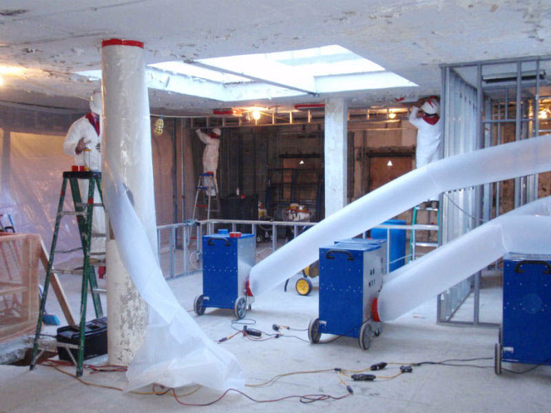 Commercial Mold Remediation For New Jersey Businesses